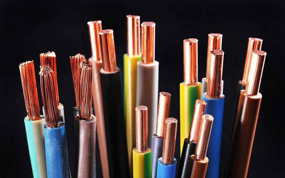Main process of wire and cable